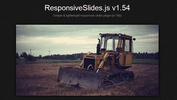 レスポンシブデザイン対応スライダー